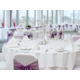 Banqueting for up to 200 guests in The Docklands Suite