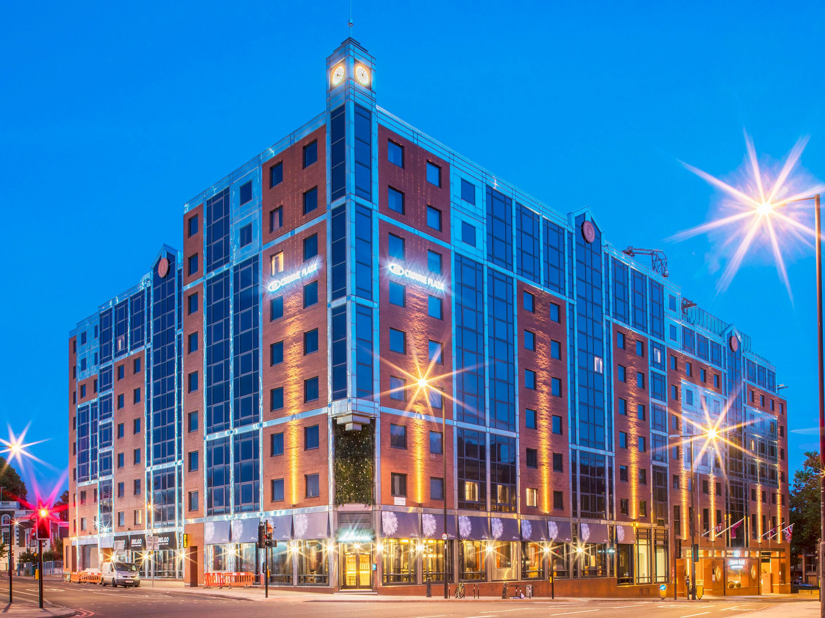 Holiday Inn London Kings Cross Bloomsbury Hotel By Ihg