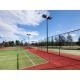 4 Tennis Courts onsite