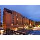Enter of the hotel Crowne Plaza Lyon - Cite internationale