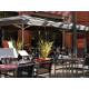 Terrace of the restaurant Bistrot Rive Gauche