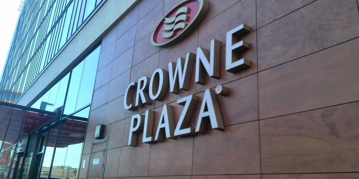 Business Hotel Crowne Plaza Manchester City Centre