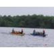 Dragon Boat Racing on the Lake