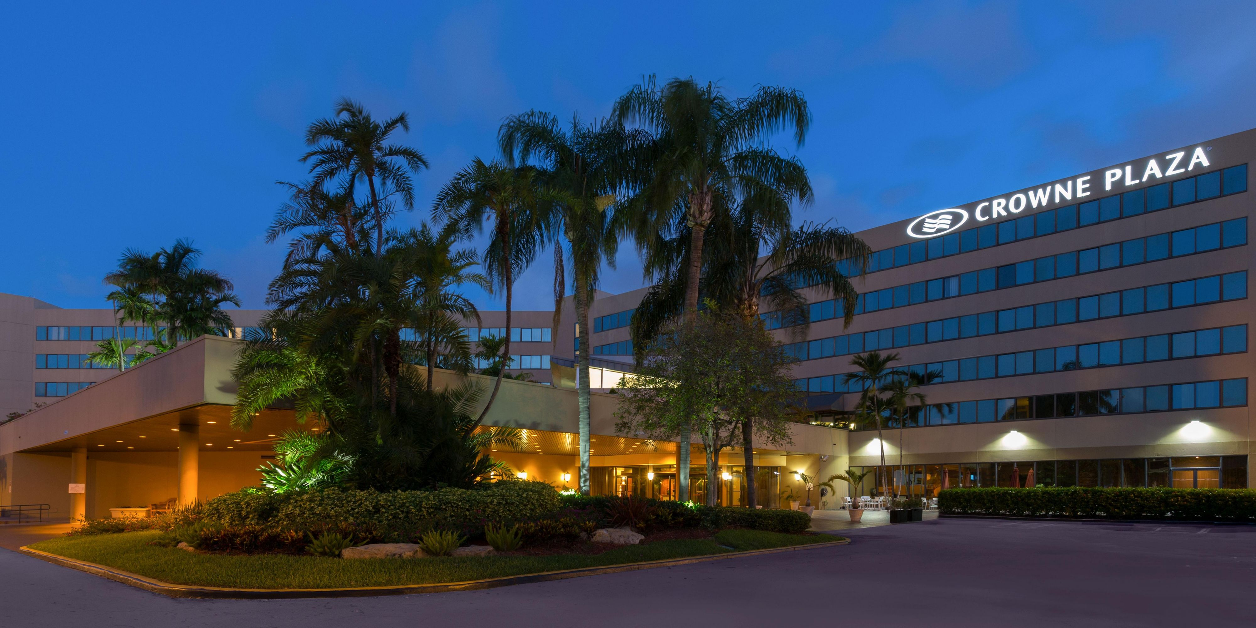 Superior Miami Airport Hotel   Crowne Plaza Miami International Airport Photo Gallery