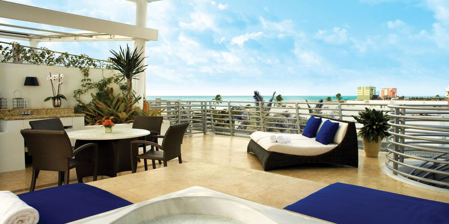 2 Bedroom Suites On South Beach | Mattress