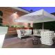 Patio Lounge Detail
