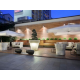 Hotel Patio Lounge