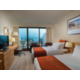 Twin Bed Sea View with Balcony overlokking Gulf of Oman