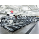 New York Sports Club Aerobic Equipment