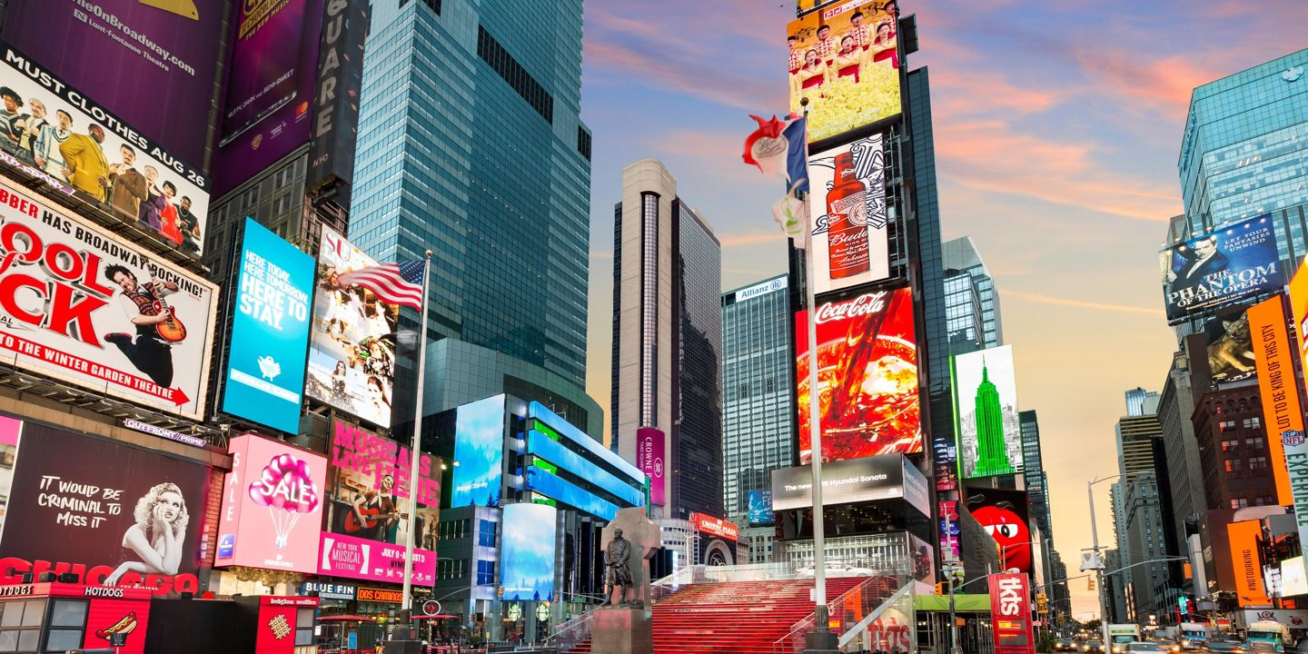 Luxury Hotels In Times Square Broadway Crowne Plaza