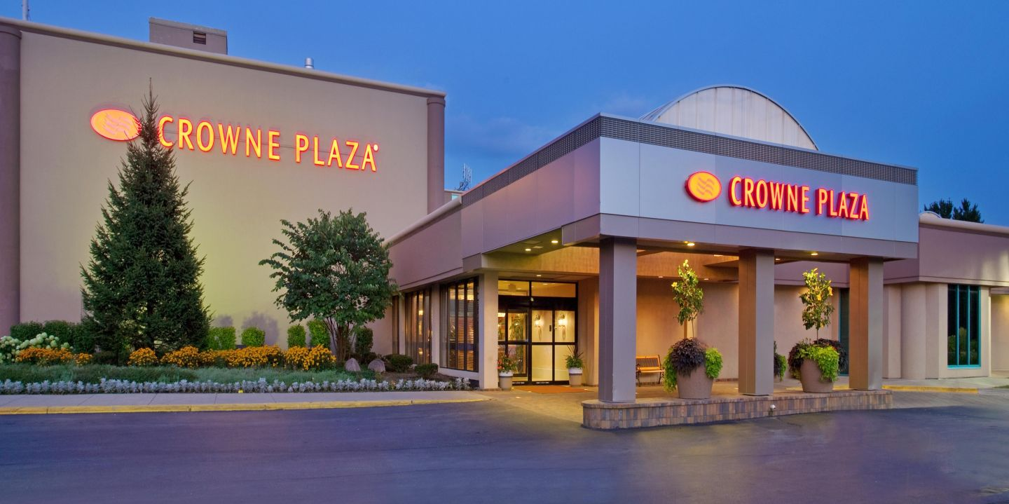 Image result for crowne plaza northbrook