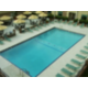 Outdoor Pool at the Crowne Plaza Chicago Northbrook