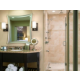 King Suite-Bathroom-Featuring a 5 Headed Shower