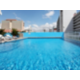 Swimming Pool at the Hotel Crowne Plaza Panama