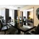 Salon VIP Beaumarchais avec espace Lounge et vestiaire attenant