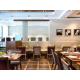 Restaurant  LE DIX propose aussi des petit-déjeuners d'affaires