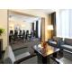 Espace Lounge du salon VIP Beaumarchais
