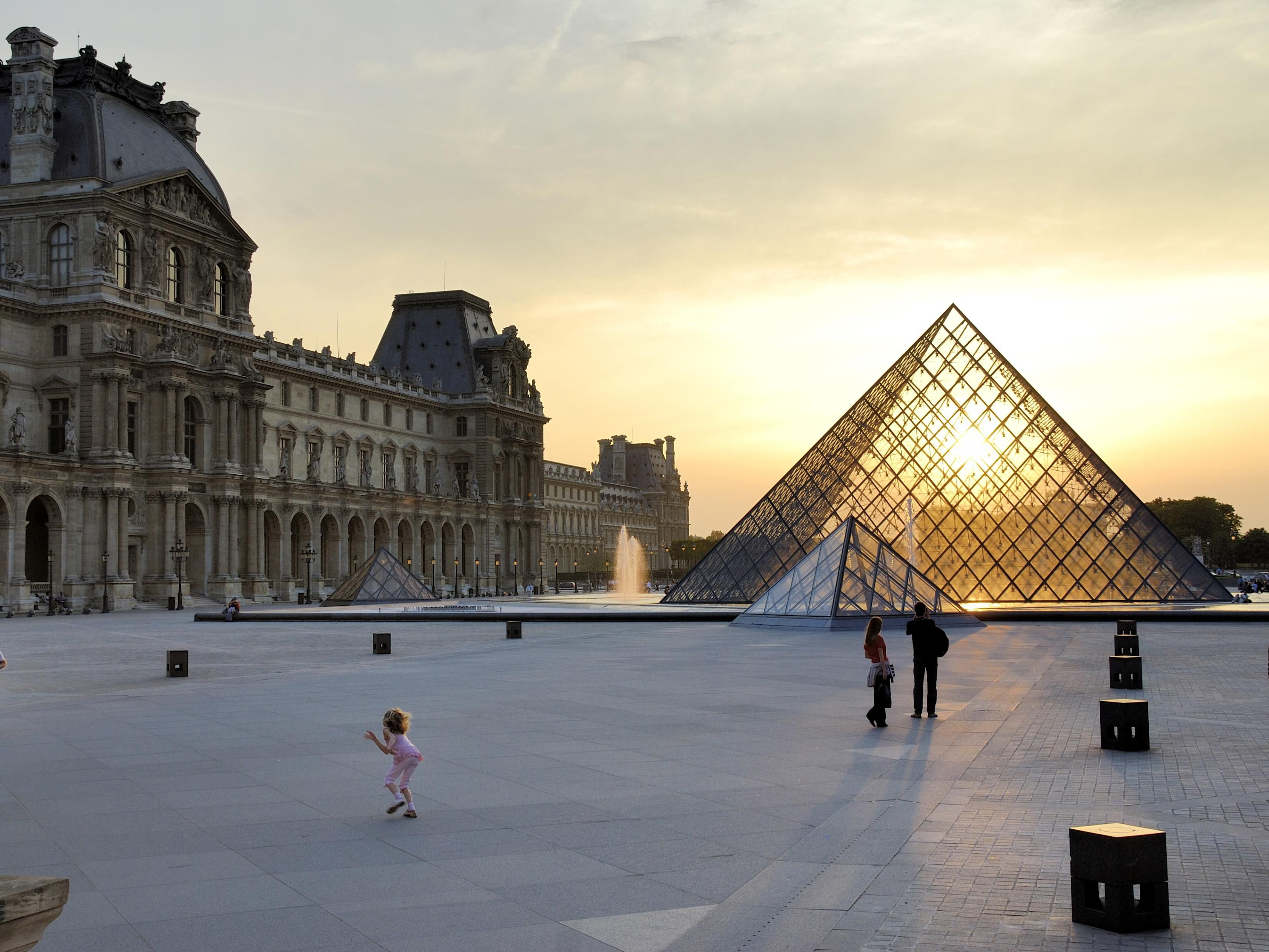 Louvre  Museum© Atout France/Maurice Subervie