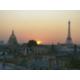 Coucher de soleil à Paris © Atout France / Franck Charel
