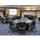 One of 54 total meeting rooms