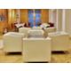 Sala de estar do saguão