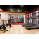 Work out at our fully equipped gym
