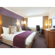 Executive room with a double bed