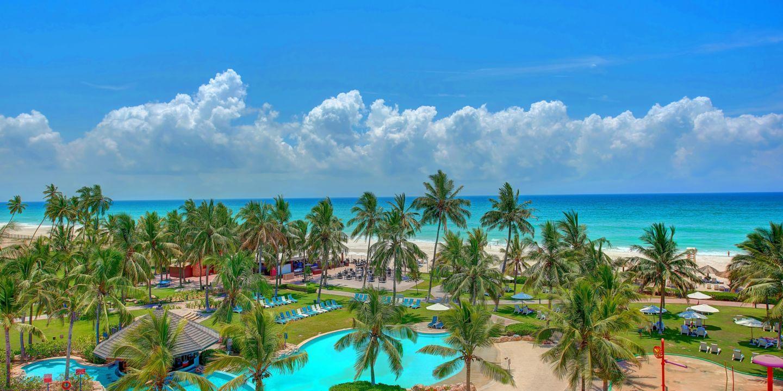 Hotel Beach Resort Salalah Oman