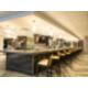Bar counter seating