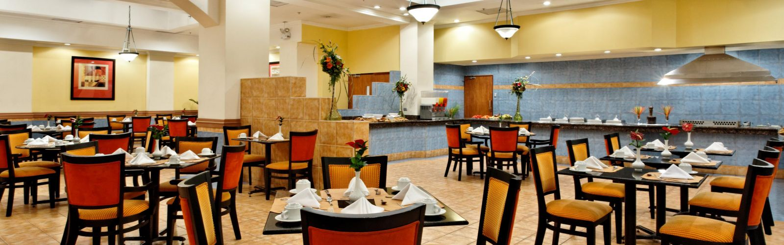 Restaurants Near Holiday Inn Express San Jose Airport