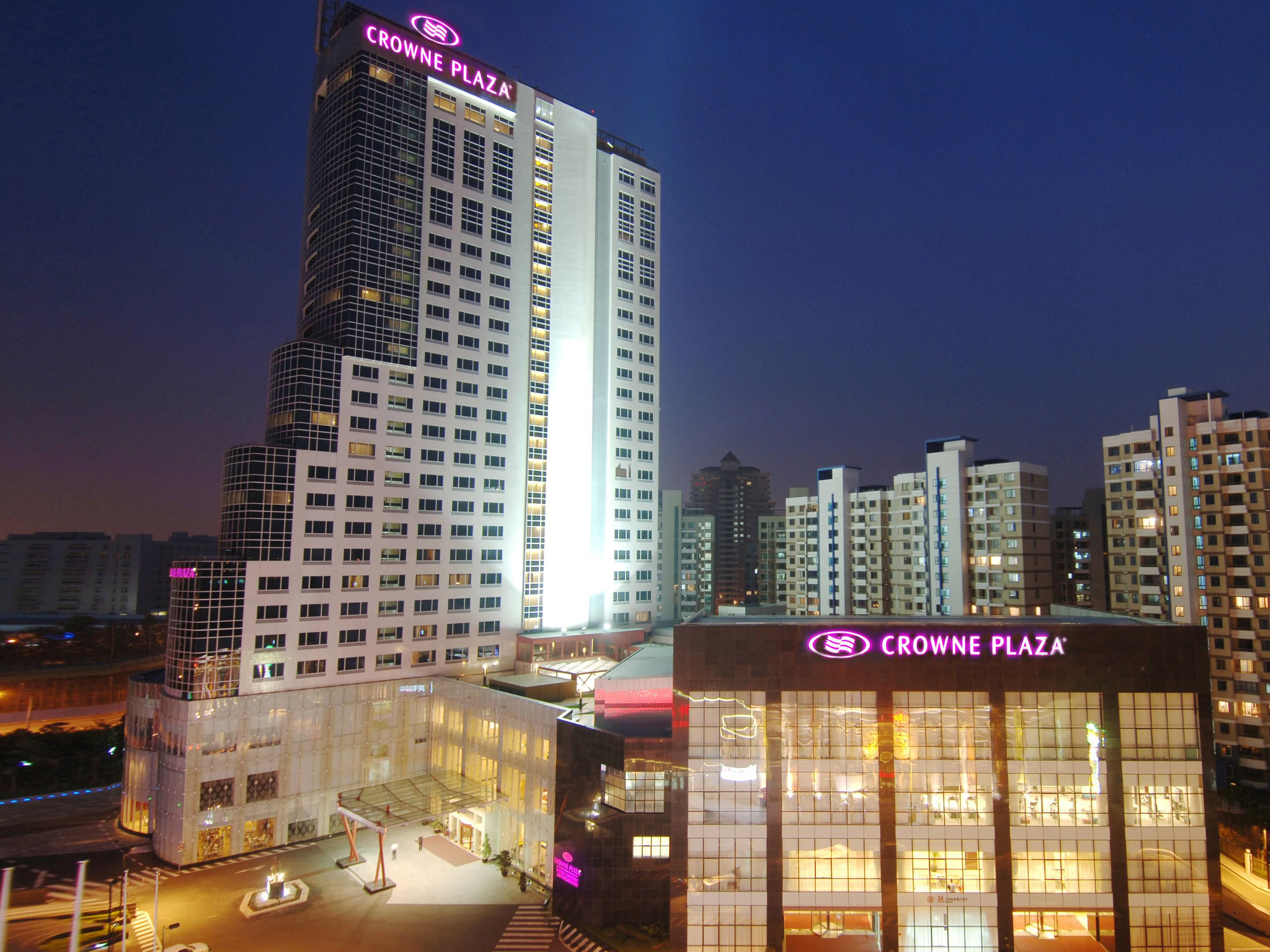 Crowne Plaza Pudong Shanghai