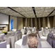 Function Room with Round Table Set Up
