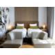 2 Single Beds Premier Smoking Room