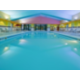 Lap Pool located on 14th floor of Crowne Plaza