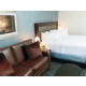 Guest Room with lush Crowne Plaza Bedding