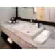 Guest Bathroom with upscale amenities