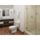 Suite upscale bathroom