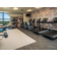 Get fit... in the state of the art fitness center.