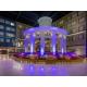 Crowne Plaza Stamford Gazebo