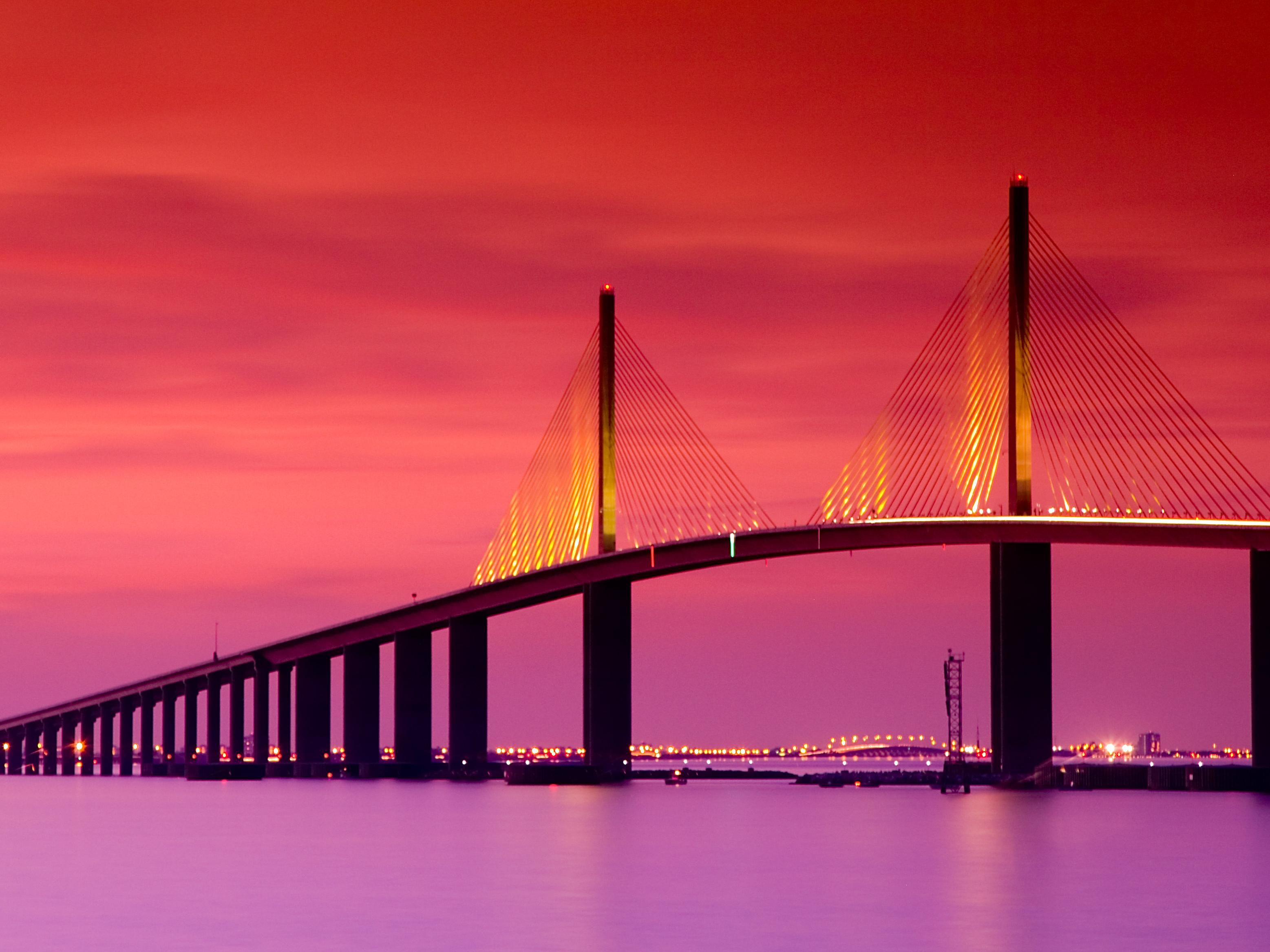 Crowne Plaza Tampa Hotel - Sunshine Skyway Bridge