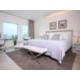 Presidential Suite, bedroom.