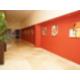 Pasillo de entrada Centro de convenciones Tochpan