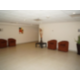 Lobby de los salones de juntas