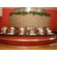 Barra de desayuno buffet