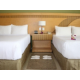 Habitación ejecutiva con dos camas queen size