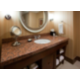 Guest Bathroom- Crowne Plaza Milwaukee West