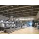 Die grosse Cardio Zone ist ideal für das tägliche Workout.