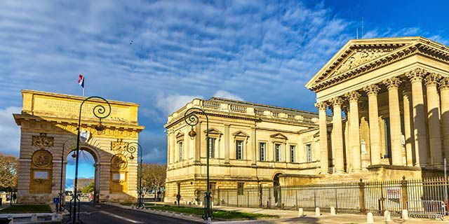 Explore Montpellier