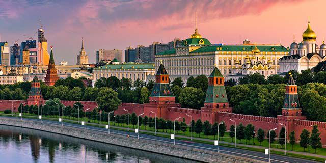 Explore Moscow