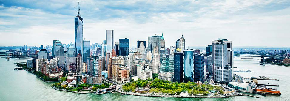 View New York hotels